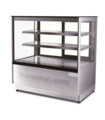 Vetrine inox refrigerate da esposizione vendita