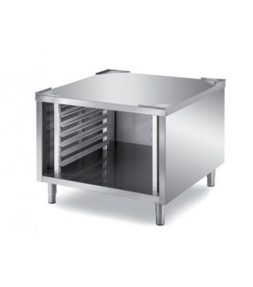 Basamento forno con portateglie