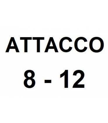 Attacco 8 - 12