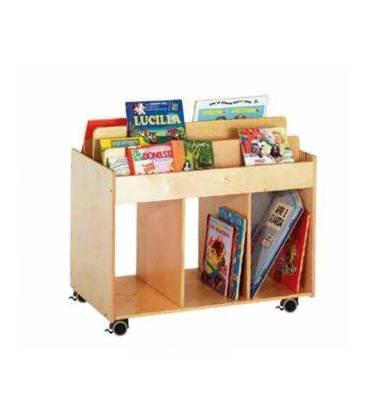 Carrelli e mobili per libri
