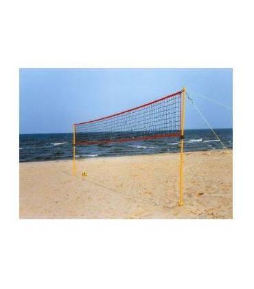 Impianti beach volley e beach tennis