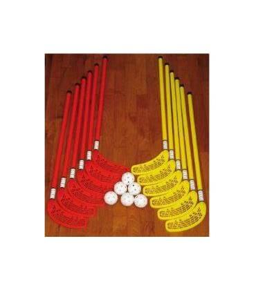 Set bastoni e palline hockey