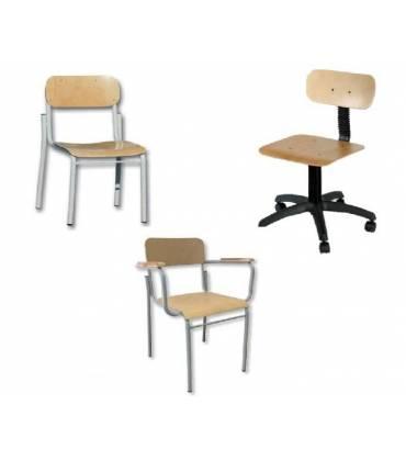 Sedie e poltroncine - Elementari Media e Superiore
