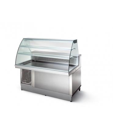 Vetrine snack refrigerate fredde o neutre per bar