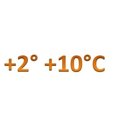 Temperatura +2° +10°C