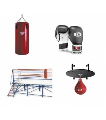 Boxing e karate