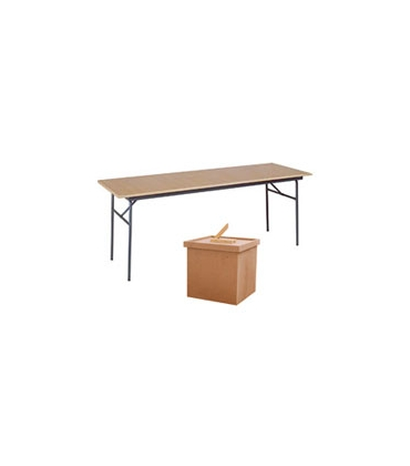 Tavoli e Arredi per seggi