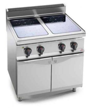 Cucine professionali ad induzione Attrezzature di cottura ...