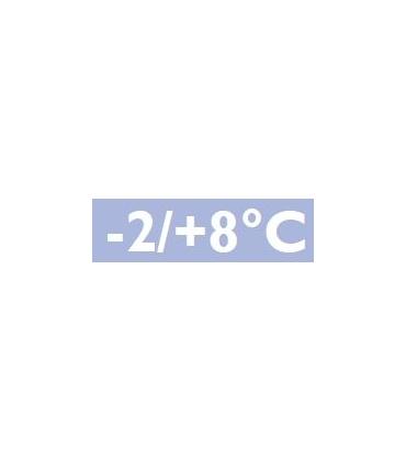 Temperatura positiva -2° +8°C